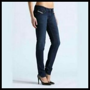 Diesel Getlegg Slim / Skinny Jeans Size W 29 L 32
